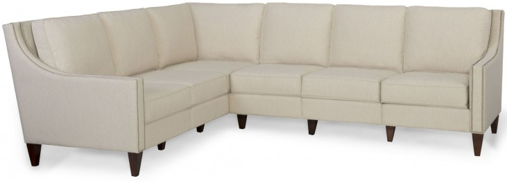 Leo Linen Large Sectional