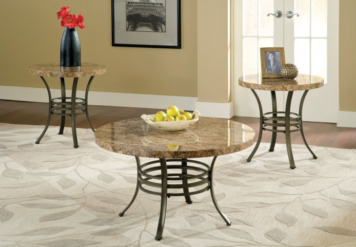 Collison 3 Piece Occasional Table Set