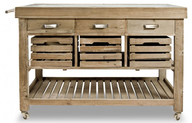 Calistoga Kitchen Island