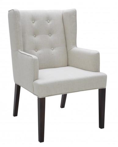 Clarkson Fabric Linen Armchair