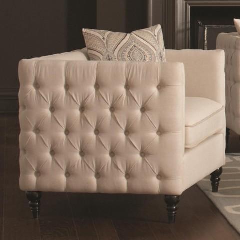 Claxton Beige Chair