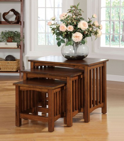 Valencia I 3 Nesting Table Set