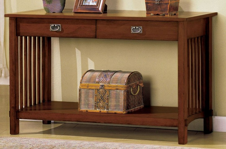 Valencia III Console Table