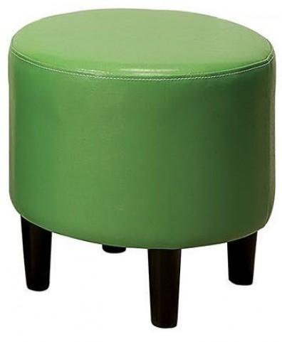 Nola Green Ottoman