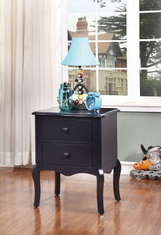 Lexie Blue Nightstand