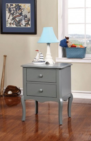 Lexie Gray Nightstand