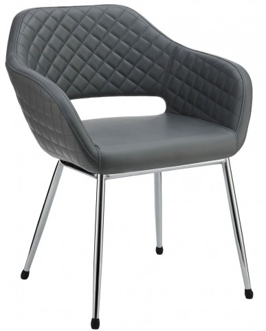 Tasha Gray Accent Chair