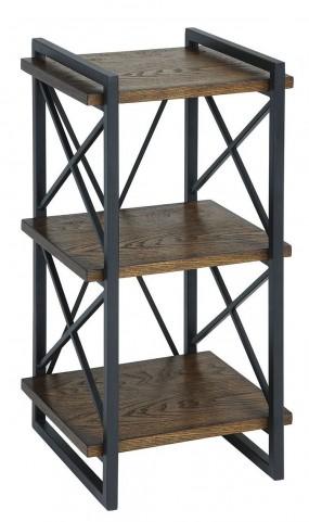 Verdana I Medium Weathered Oak Side Table