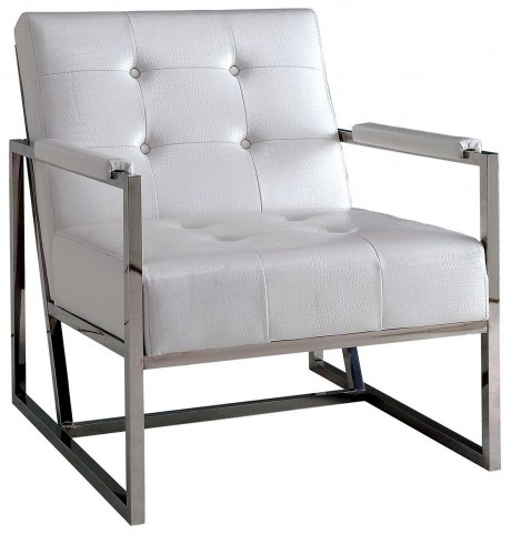 Sienna White Chair