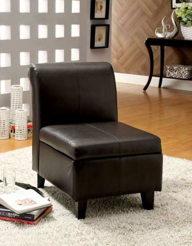 Fairmont Accent Storage Chair