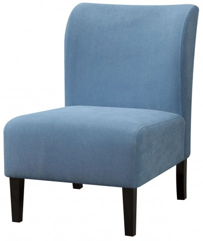 Bree Blue Accent Chair