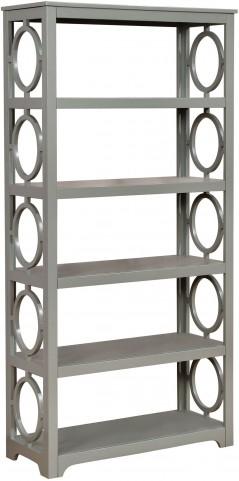 Zoey Gray Display Shelf