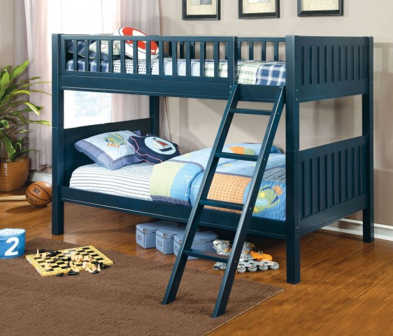 Solpine Twin Over Twin Bunk Bed