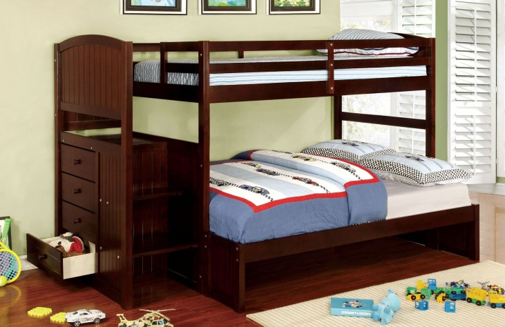 Appenzell Twin Over Full Bunk Bed