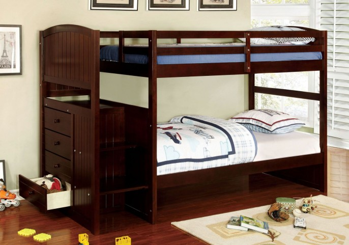 Appenzell Twin Over Twin Bunk Bed