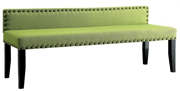 Herstal Green Large Bench