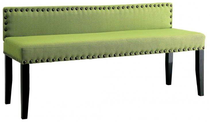 Herstal Green Small Bench