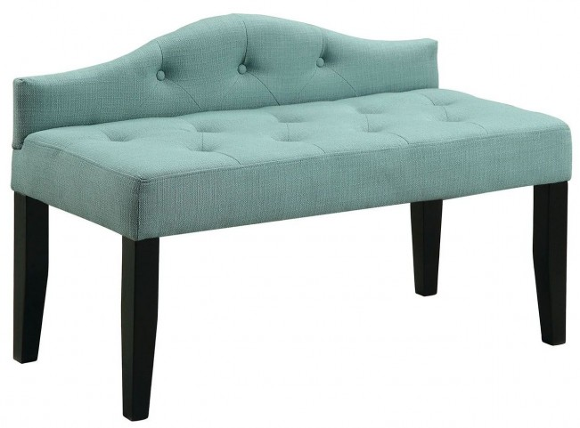 Alipaz Blue Small Bench