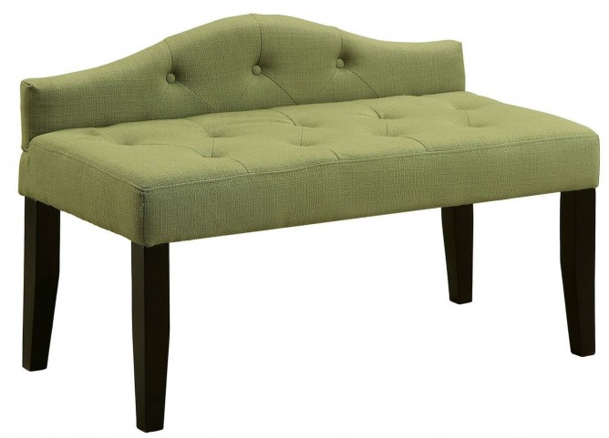 Alipaz Green Small Bench