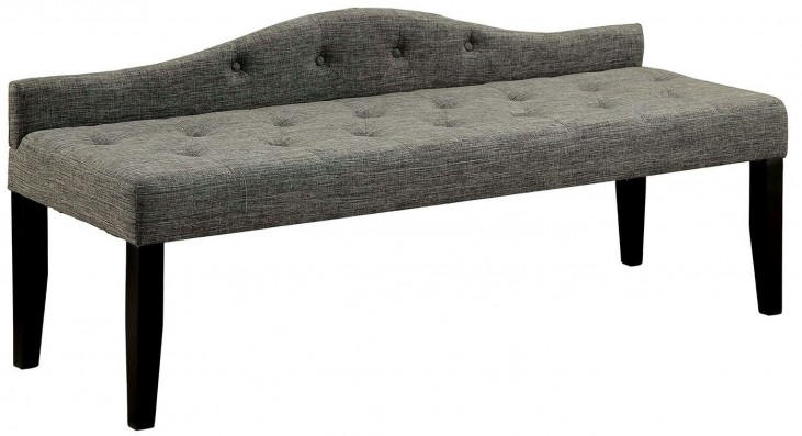 Alipaz Gray Large Bench