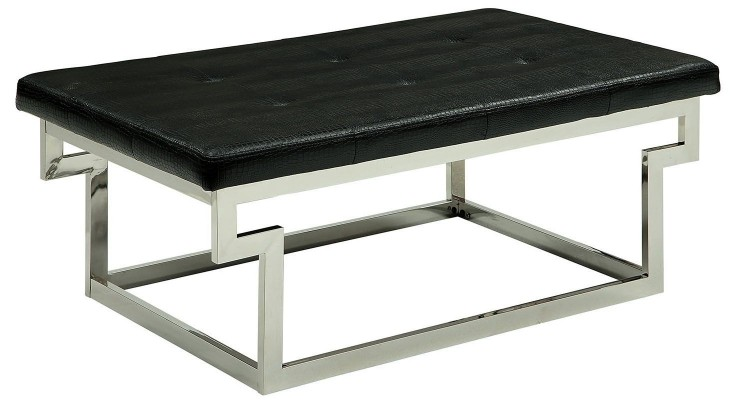 Enya Black Large Bench