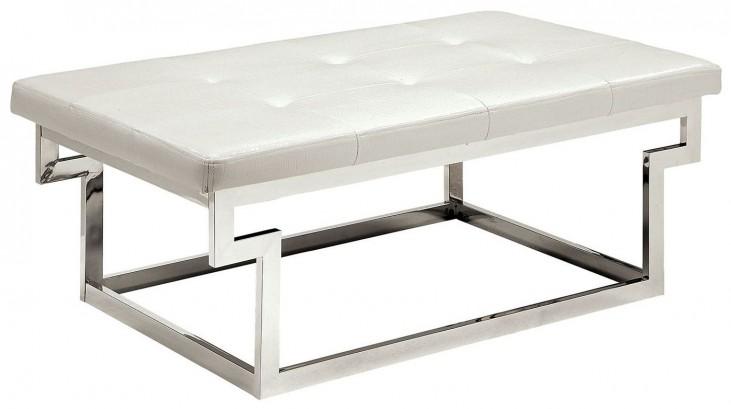 Enya White Large Bench