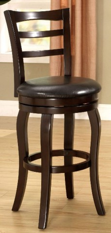"Southland Espresso 29"" Swivel Bar Stool"