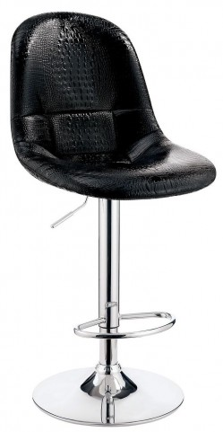 Shea Black Bar Stool