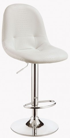 Shea White Bar Stool