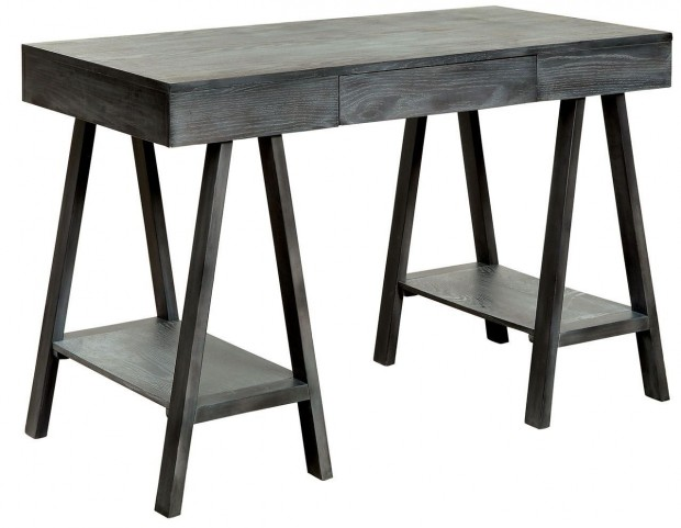 Surrey Gray Desk