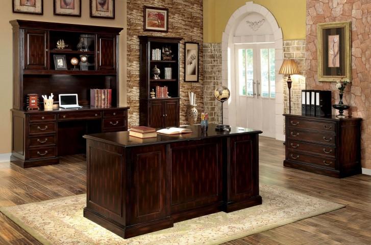 Coolidge Cherry Home Office Set