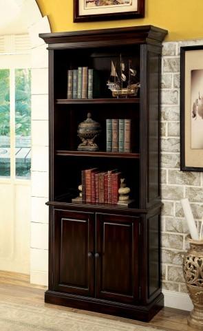 Coolidge Cherry Book Shelf