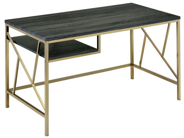 Kuzen II Champagne Desk
