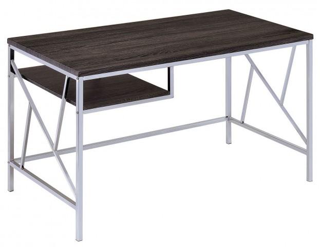 Kuzen II Chrome Desk