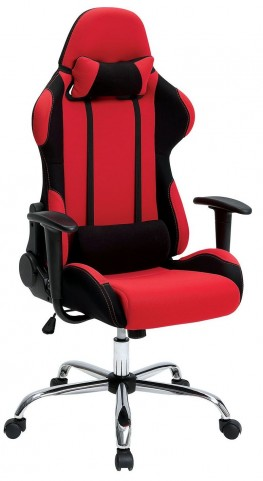 Helium Red Office Chair