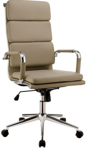 Mercedes Mocha Large Office Chair