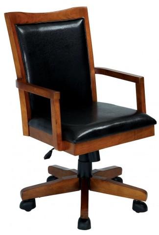 Rhoda Oak Office Chair