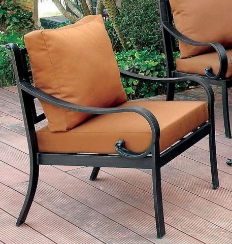 Bonquesha II Black Arm Chair