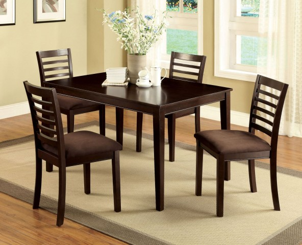 Eaton I 5 Piece Dining Table Set