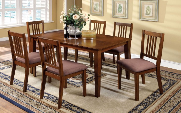 Mackay 7 Piece Dining Table Set