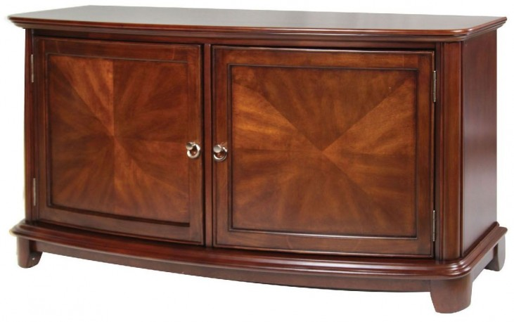 Carlton Brown Cherry Buffet