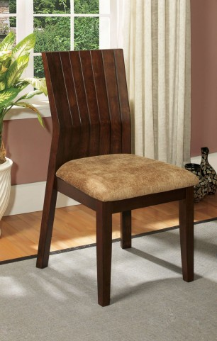 Ottawa I Walnut Side Chair Set of 2