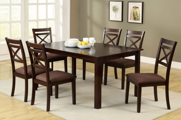 Weston II 7 Piece Dining Table Set