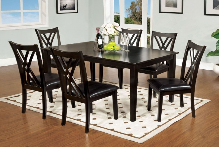 Springhill 7 Piece Dining Table Set