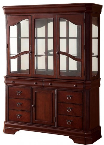 Harwinton Cherry Hutch & Buffet
