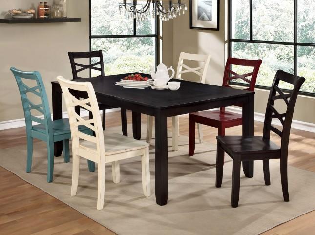 Giselle Rectangular Dining Room Set