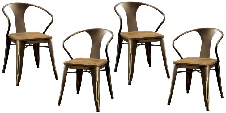 Cooper I Side Chair Set of 4