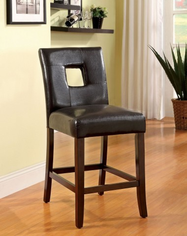 Lisbon II Counter Height Chair Set of 2