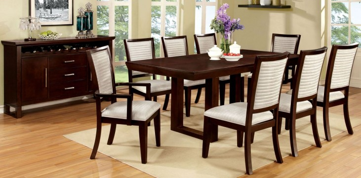 Garrison I Extendable Dining Room Set