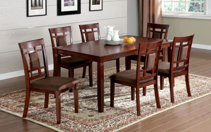 Montclair I 7 Piece Dining Table Set
